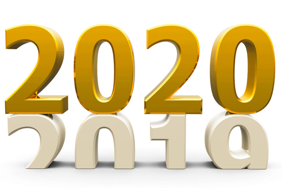 2019 Changing to 2020