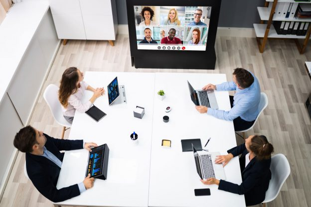 Support a Hybrid Workforce as They Return to the Office