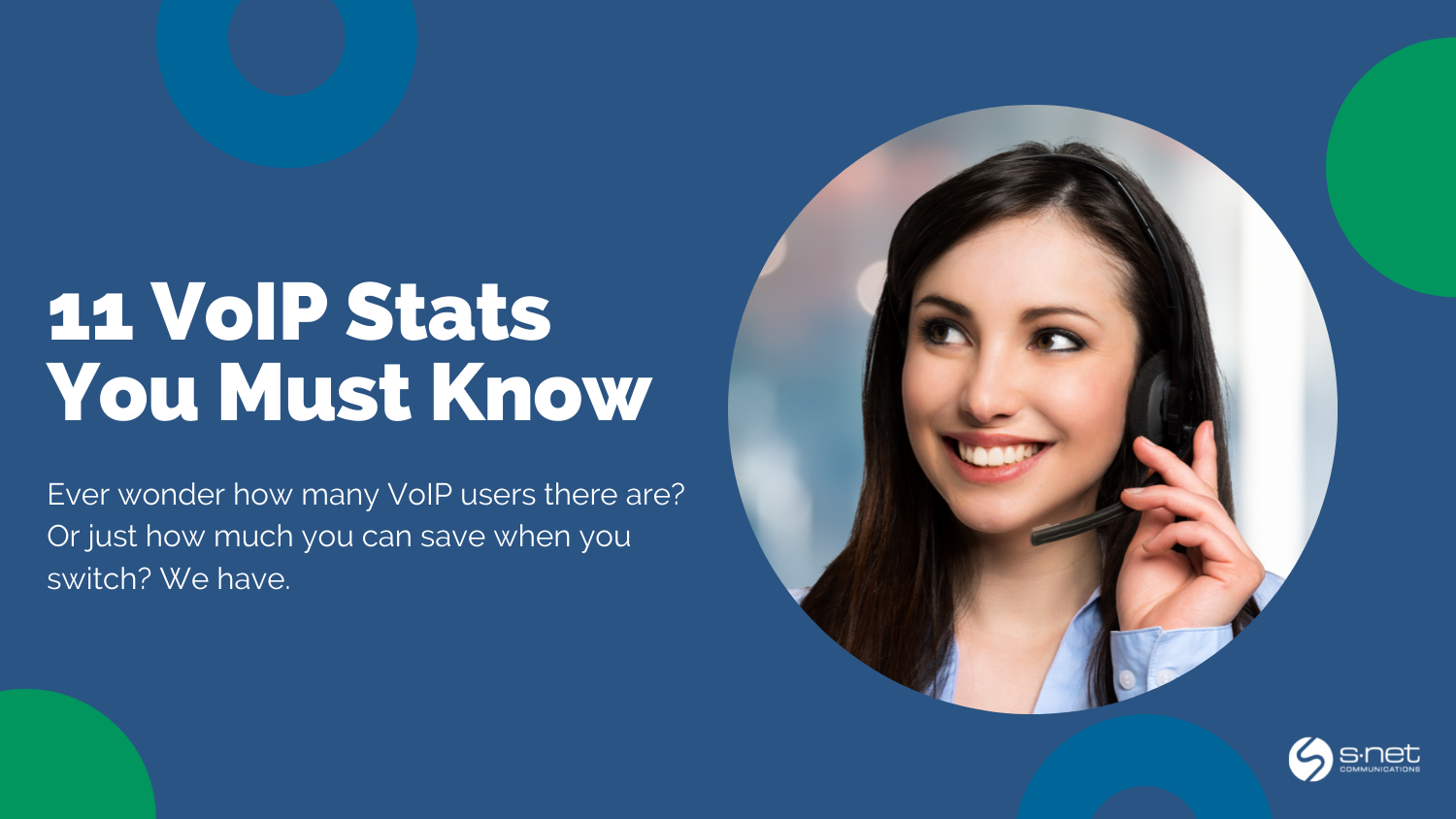 11 VoIP stats