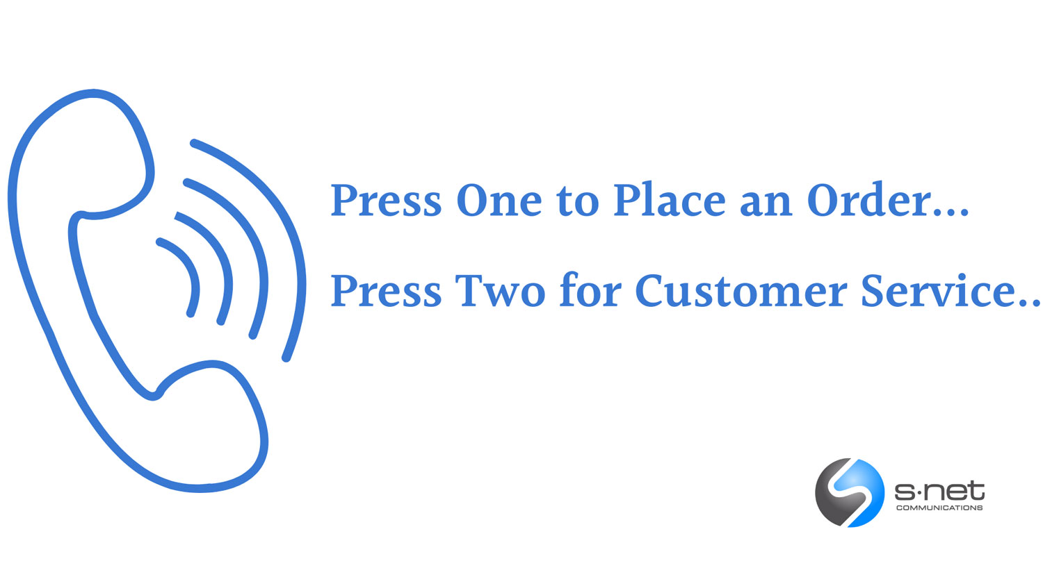 Cloud phone for customer service