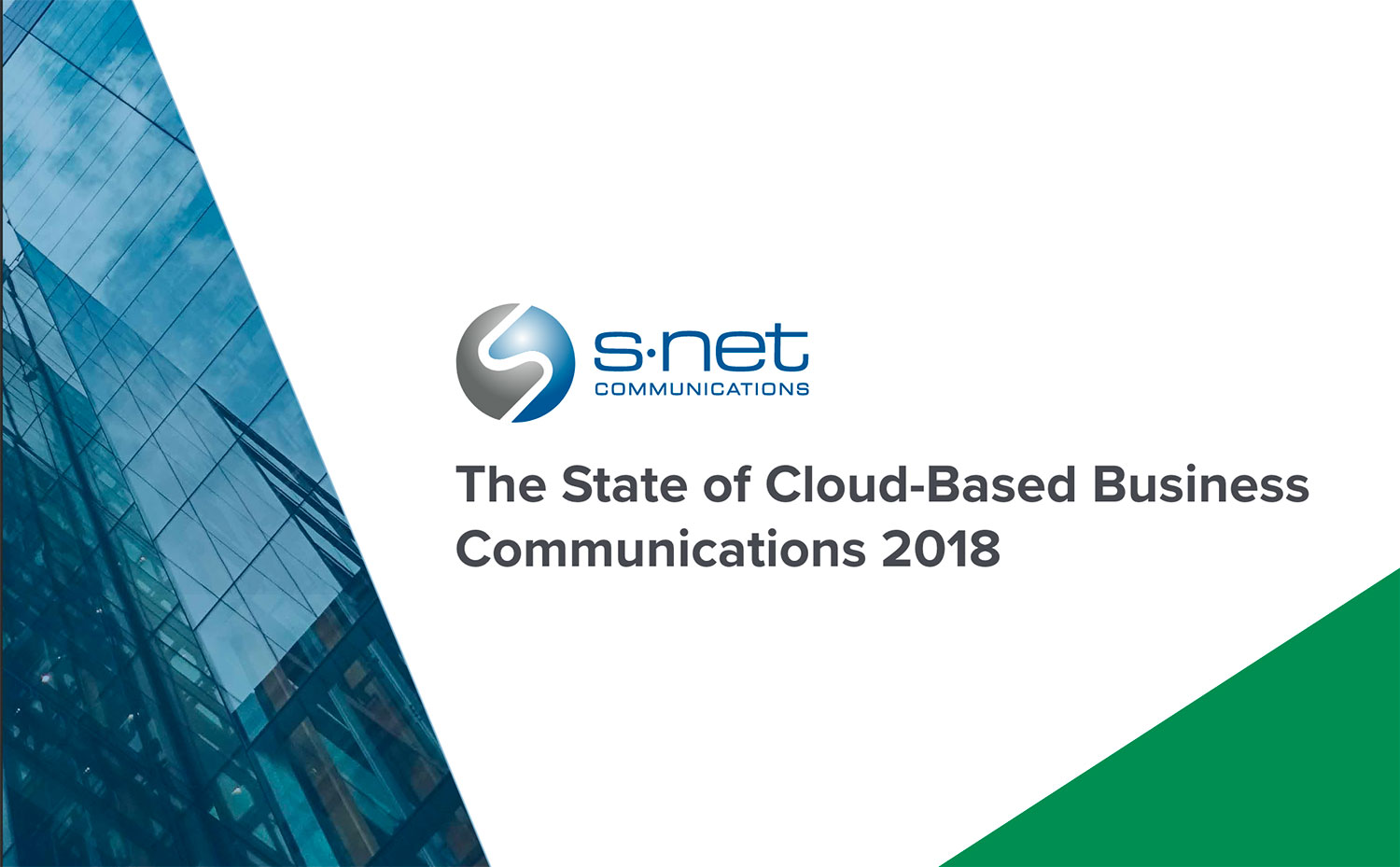 State of Cloud-Based Business Communications