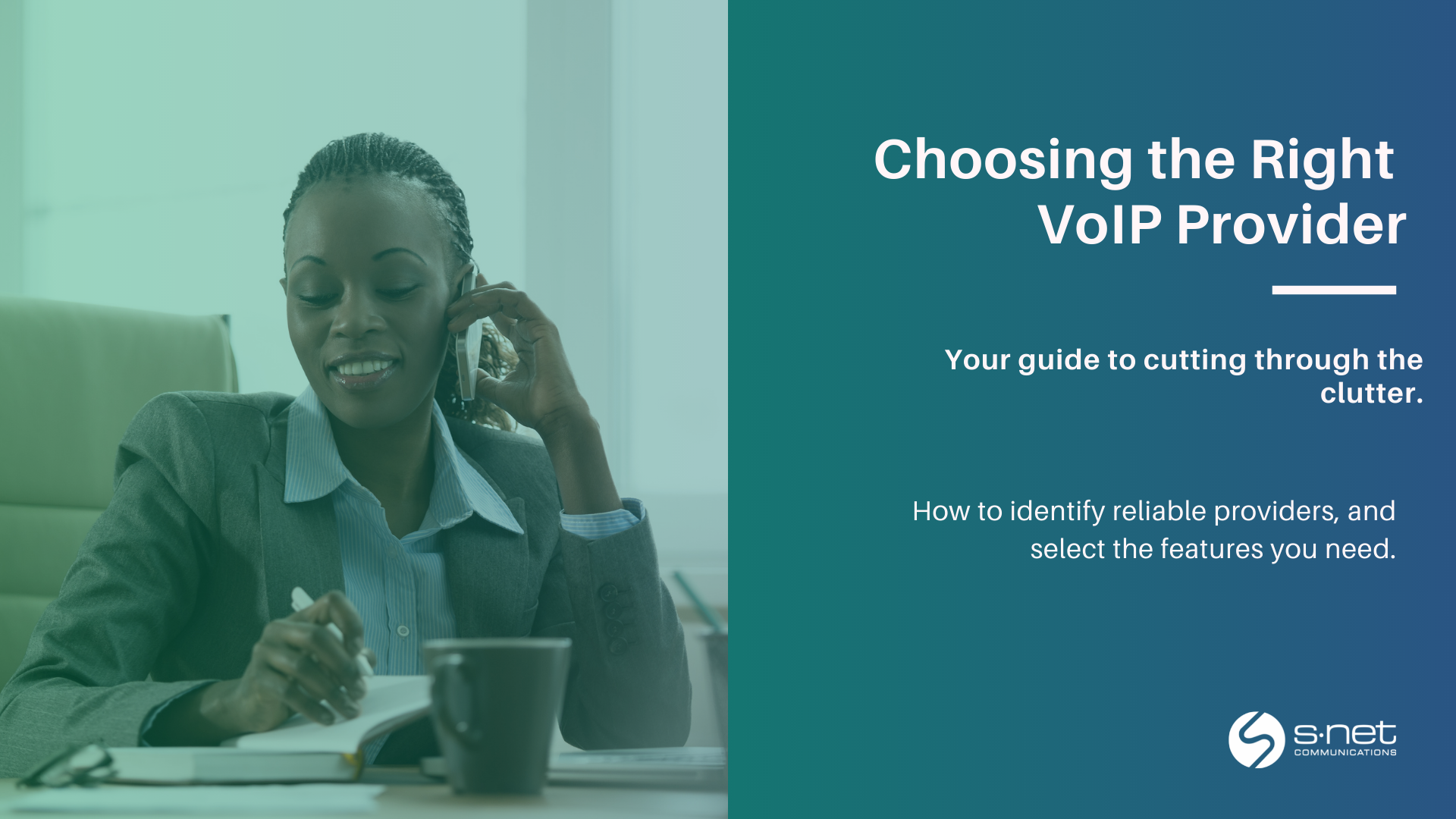 Choosing the right voip provider