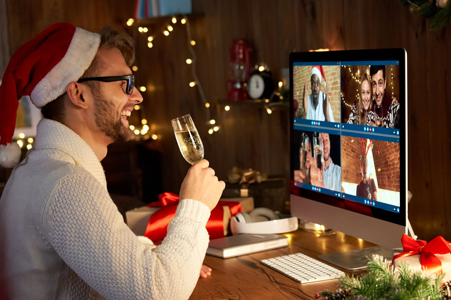 Virtual Holiday Parties